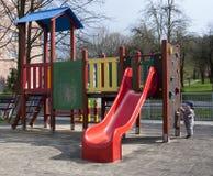 Kindspielplatz Stockbilder