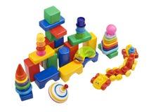 Kindspielwaren Stockbild
