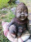 Kindstandbeeld Stock Afbeelding