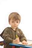 Kindzeichnung Lizenzfreies Stockfoto