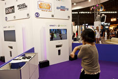 Kinect STAR WARS Fotografía de archivo