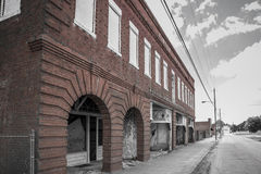 Kineen旅馆Mayesville, SC 免版税图库摄影