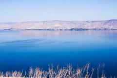 Kineret lake, Israel . stock photography