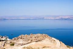 Kineret lake, Israel . Stock Photos