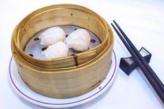 Kines Dim Sum Fotografering för Bildbyråer