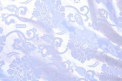 kines draperad silk royaltyfri foto