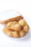 Kines Fried Crullers Royaltyfria Foton