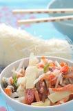 kines fryste grönsaker arkivbilder