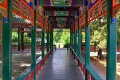 Kines-stil korridor Royaltyfri Bild