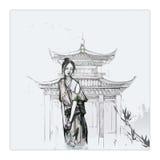 Kinesdröm Royaltyfria Foton