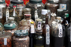 kinesen shoppar arkivfoton