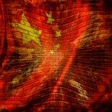 Kinesen sjunker Royaltyfria Foton