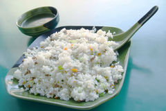 kinesen stekte rice Royaltyfri Foto