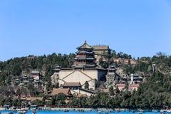 Kinesisk arkitektur Royaltyfria Foton