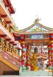 Kinesisk arkitektur Arkivbilder