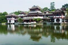 Kinesisk arkitektur Royaltyfri Fotografi