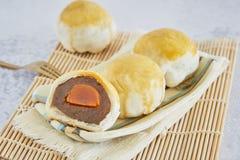Kinesisk bakelse, kinesiska sötsaker arkivbild