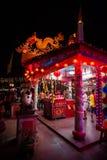 Kinesisk beröm för nytt år royaltyfri foto