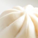 Kinesisk bulle Arkivfoto