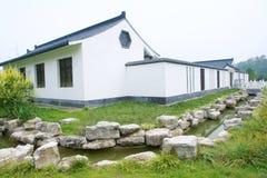 Kinesisk bungalow Royaltyfria Foton