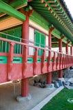 Kinesisk byggnad Arkivbilder