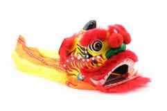 kinesisk danshuvudlion Royaltyfri Bild
