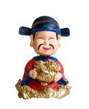 Kinesisk docka Arkivfoton