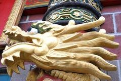 Kinesisk drake. Arkivbilder