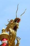 kinesisk drake Arkivfoto