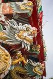 kinesisk drakestaty Royaltyfri Foto