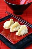 kinesisk dunkel matsumma Arkivbild