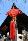 kinesisk enorm fnurra Royaltyfri Fotografi