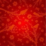Kinesisk för bakgrundsvektor för nytt år design Royaltyfri Bild