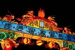 kinesisk festivallykta Royaltyfria Foton
