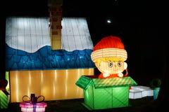kinesisk festivallykta arkivfoton