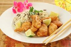 Kinesisk fisk Fotografering för Bildbyråer