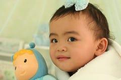 kinesisk flicka fotografering för bildbyråer