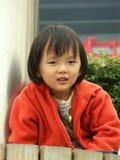 kinesisk flicka Royaltyfria Foton