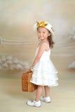 kinesisk flicka little Royaltyfri Bild