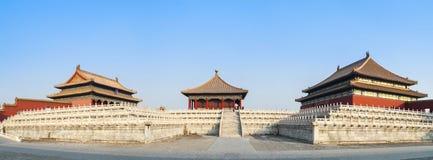 Kinesisk forntida arkitektur Arkivfoton