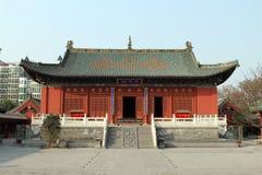 Kinesisk forntida arkitektur Arkivfoto