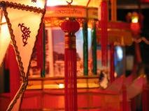 kinesisk garnering Arkivfoton