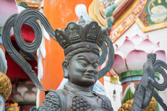 kinesisk gudstaty Royaltyfri Foto