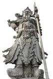 Kinesisk jätte- skulptur Arkivbilder