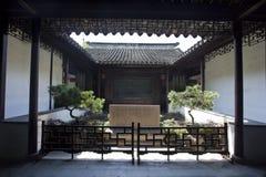 Kinesisk klassisk arkitektur Fotografering för Bildbyråer