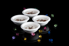 Kinesisk klimp Royaltyfri Fotografi