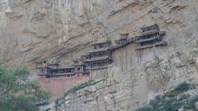 kinesisk kloster Arkivbilder