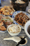 kinesisk kokkonst Arkivbilder