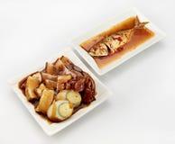 Kinesisk kokkonst Royaltyfri Foto