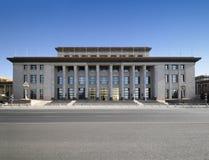 kinesisk korridorparlament Royaltyfri Foto